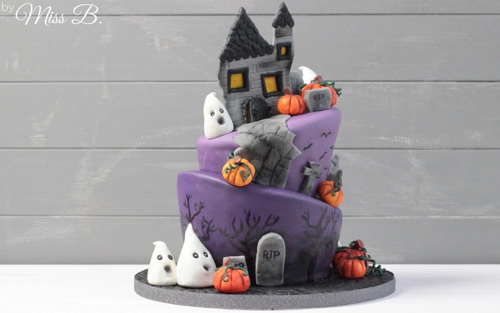 miss blueberrymuffin 39 s kitchen halloween motivtorte teil 2 fondant modellieren torte. Black Bedroom Furniture Sets. Home Design Ideas