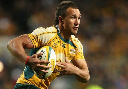 Top Sports Players: Quade cooper Profile and Pictures ...