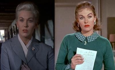 Hitchcock costumes, Vertigo