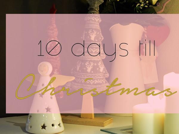 BLOGMAS :: 15 декември // Коледната украса у дома