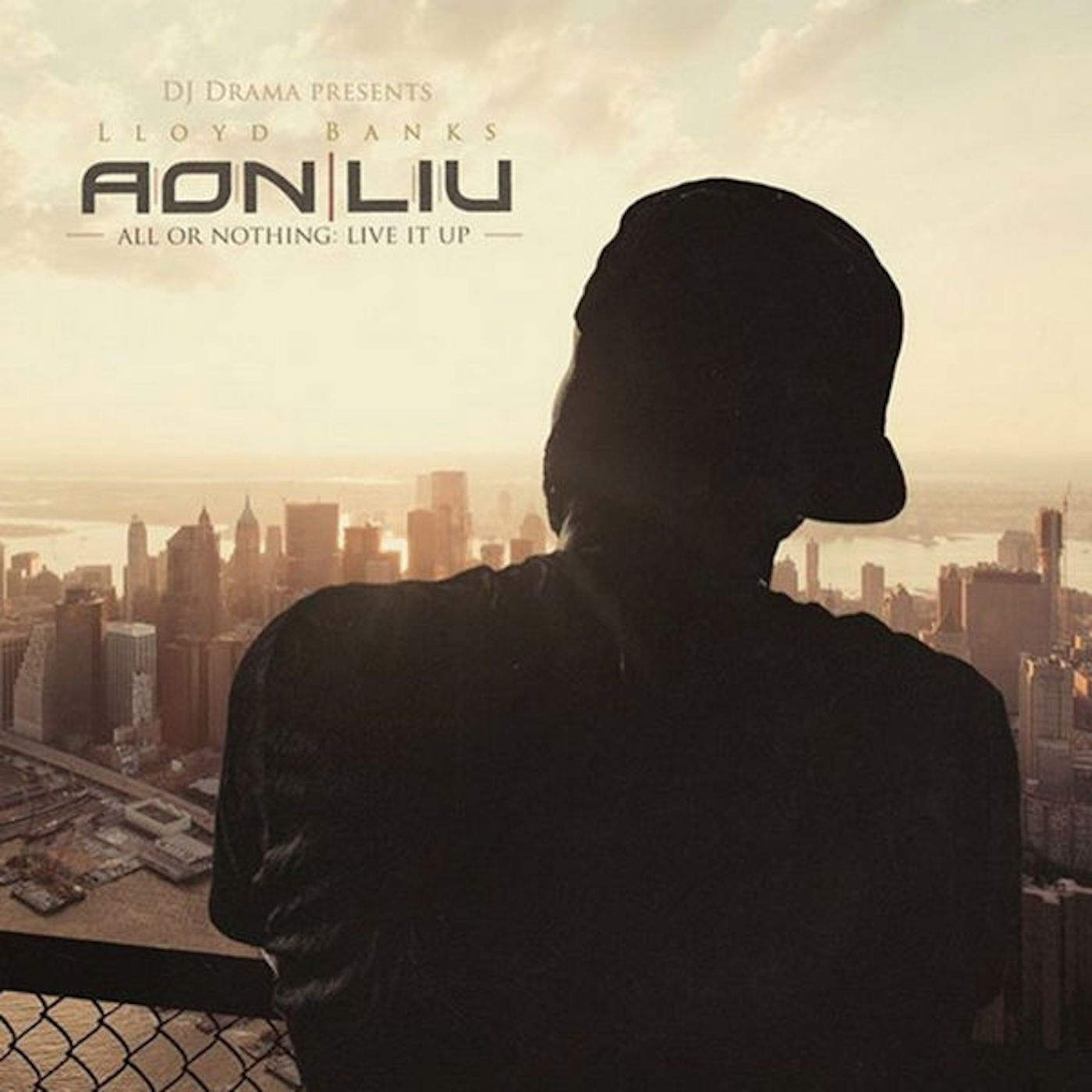 Lloyd Banks - All or Nothin: Live It Up Cover