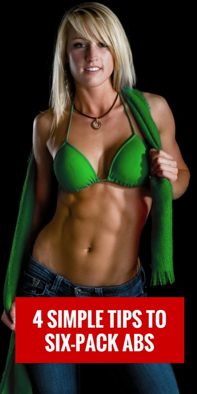 4 Simple Tips To 6 Pack ABS
