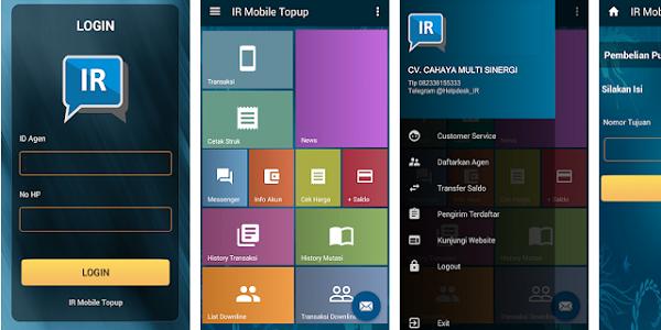 7 Aplikasi Server Pulsa Terbaik Di Indonesia Paling Murah Dan Kaya