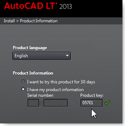 Product key for autocad mac