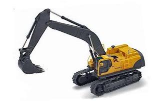 Sewa Alat Berat Excavator