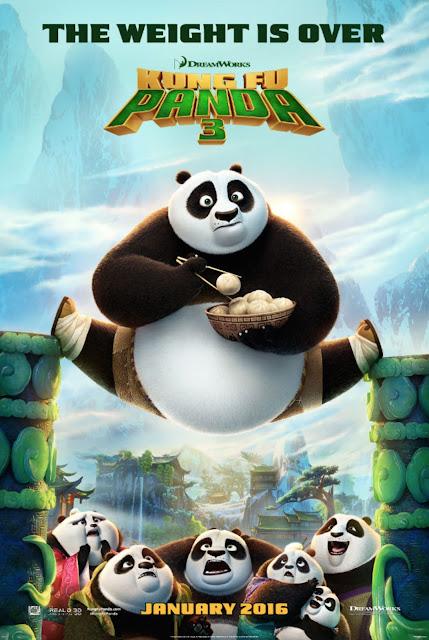 Kung Fu Panda 3 (2016) ταινιες online seires xrysoi greek subs