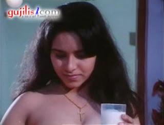 Actress roshni in scene from a mallu movie 3