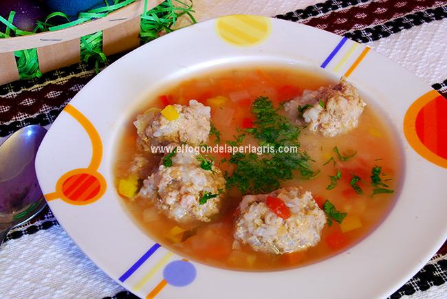 Sopa de perisoare o sups de perisoare