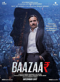 Baazaar (2018) Official Poster