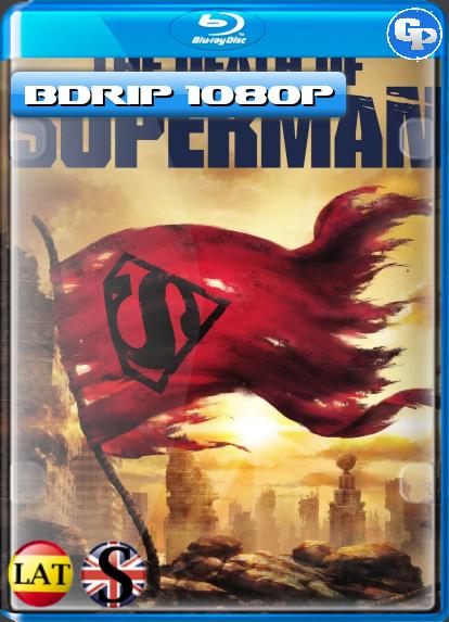 La Muerte De Superman (2018) BDRIP 1080P LATINO/INGLES