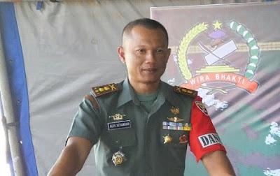Dandim Lotim : TMMD Merupakan Bagian dari Tugas Pokok TNI
