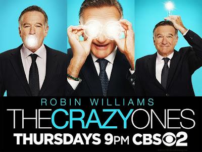 série The Crazy Ones Robin Williams