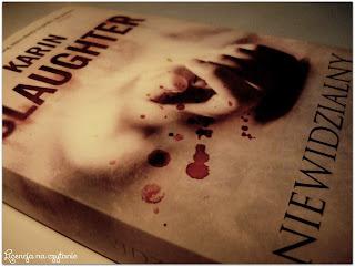 """131. """"Niewidzialny"""" Karin Slaughter"""