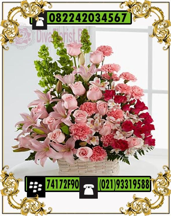 bunga meja peresmian