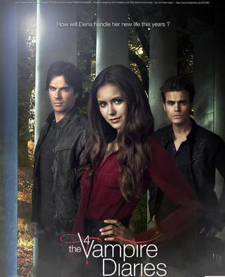 Vampire Diaries season 1 Ολα τα επεισοδια