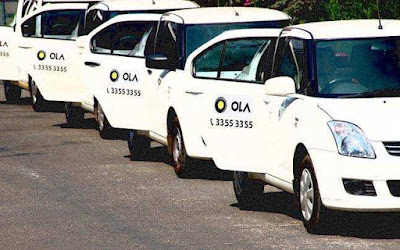 Karnataka Government Suspended Licence of Ola Cab