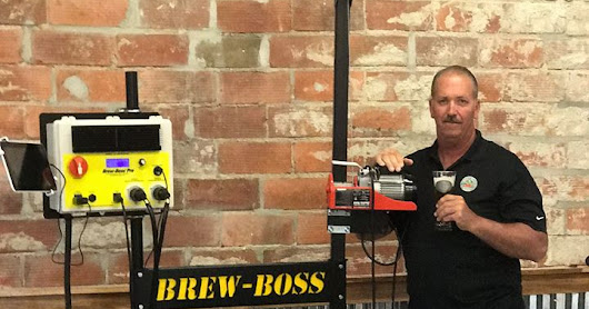 New Product Release: Brew-Boss Pro System