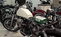 Serabatoio BMW Six Days, Cafe racer, BMW scrambler, serbatoio Moto Guzzi, tuning moto, serbatoio scrambler, serbatoio cafe racer