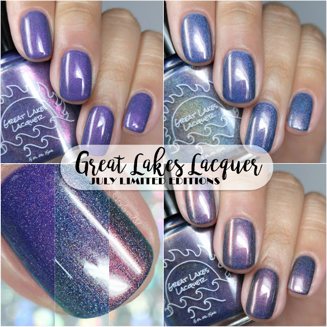 Great Lakes Lacquer - 2nd Anniversary LE Duo
