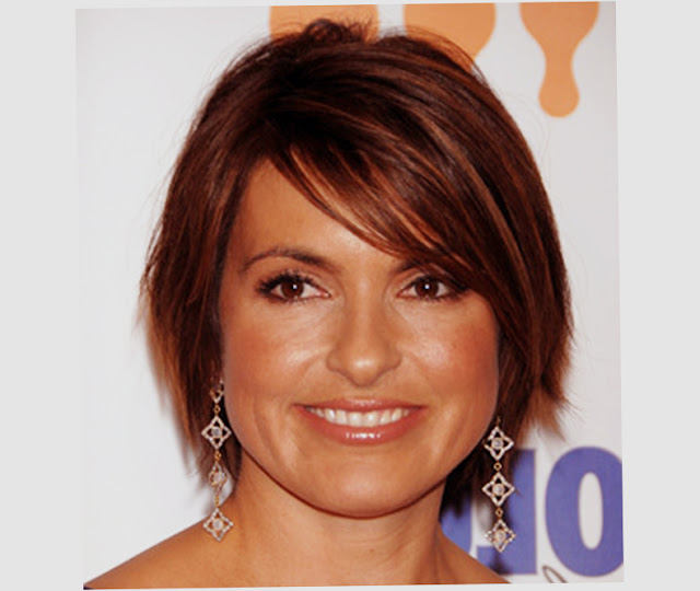 Photo of Short Hairstyles For Round Faces Black Hair Beautiful Women