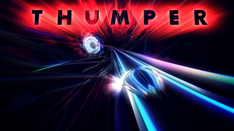 Thumper PC Game Free Download Poster