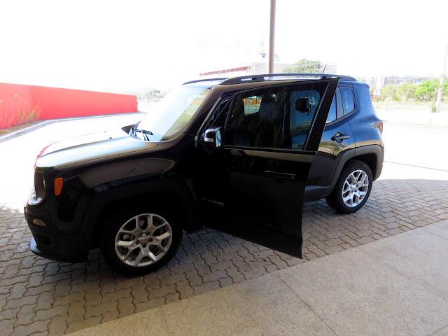 Jeep Renegade 2018 Longitude - Preto