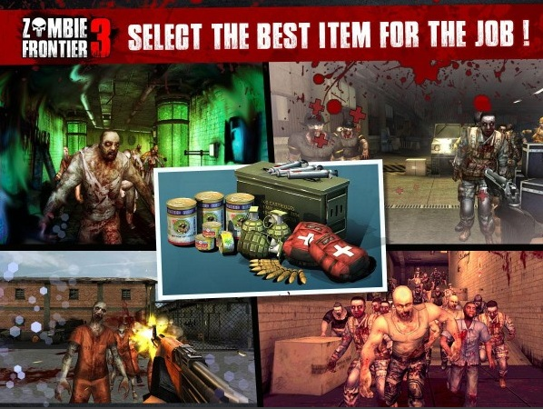 Zombie Frontier 3 Mod Apk v1.80 (Mega Mod)
