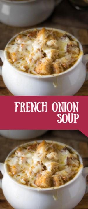 French Onion Soup #christmas #soup