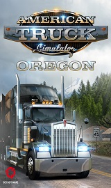 or cover - American Truck Simulator Oregon Update v1.32.4.29-PLAZA