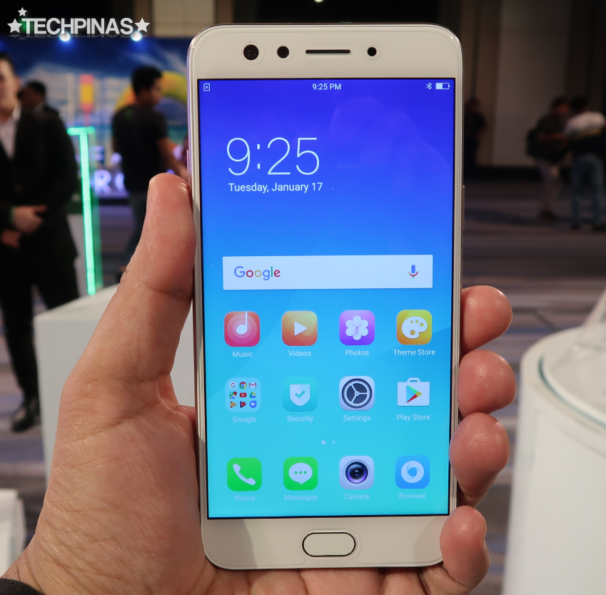 OPPO F3, OPPO F3 Philippines, OPPO F3 Dual Selfie Camera Phone