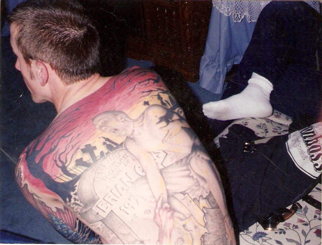 Logan Mader Tattoo