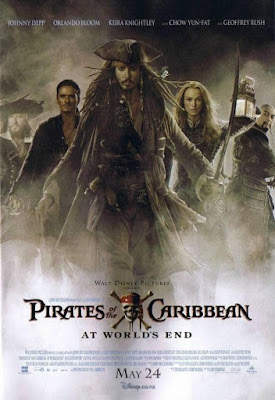 Pirates Of The Caribbean: At World's End 2007 DVD R1 NTSC Latino