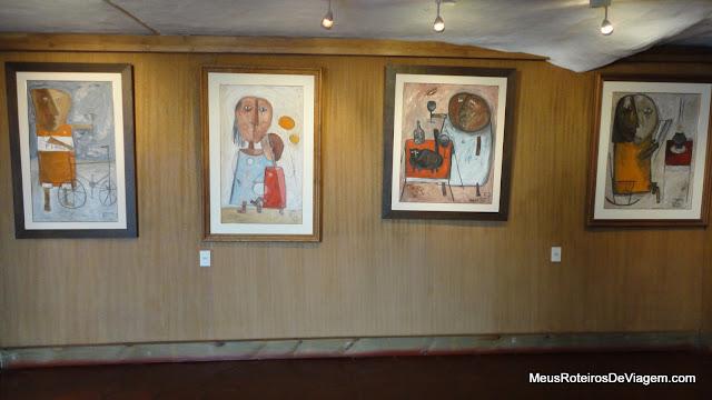 Galeria da Casapueblo - Punta del Este, Uruguai