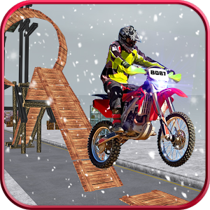 Crazy Racing Bike Stuntman MOD APK