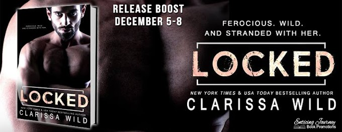 [Review] LOCKED by Clarissa Wild @WildClarissa @EJBookPromos #Excerpt #Review #Giveaway #TheUnratedBookshelf