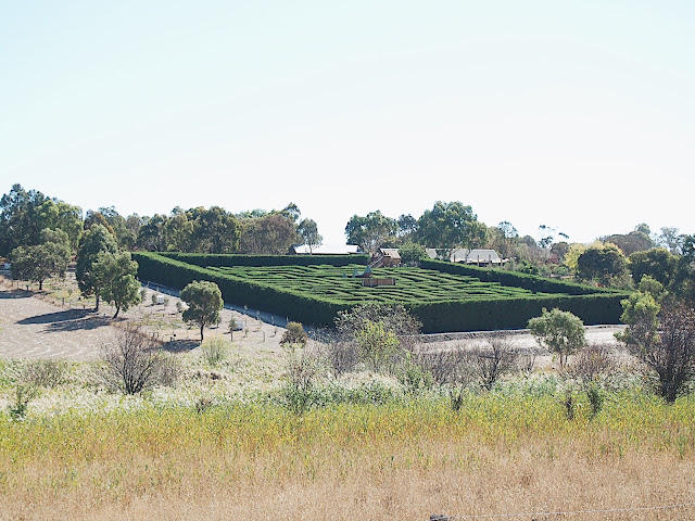 Review Barrabool Maze Estate