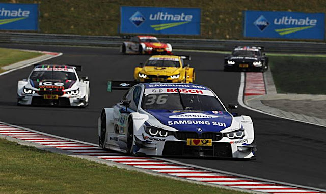 Changes to the BMW Motorsport program in 2017