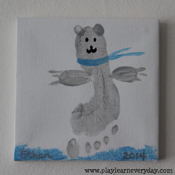 Canvas Prints Crafts For Kids