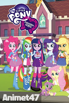 Những Cô Gái Equestria -My Little Pony: Equestria Girls - My Little Pony: Equestria Girls 2013 Poster