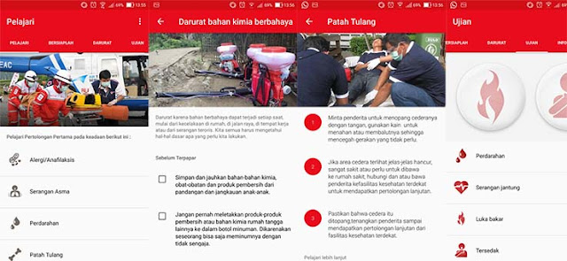 First AID - Aplikasi Tanggap Darurat Menghadapi Bencana Alam