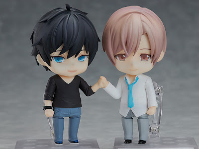 "Nendoroid Kurose Riku de ""Ten Count"" - FREEing"