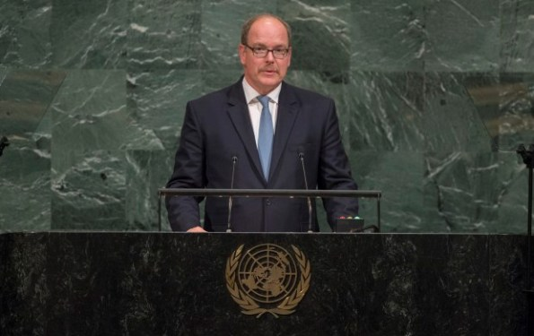 His Serene Highness Prince Albert II of Monaco