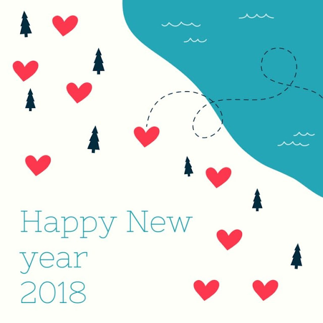 Happy New Year 2018 Wishes for Instagram