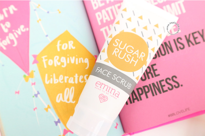 Emina Sugar Rush Face Scrub