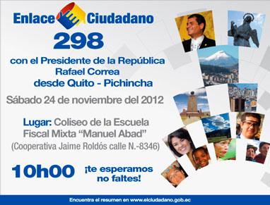 Sabatina de Correa del 24 noviembre 2012