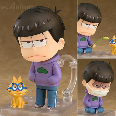 Figura Ichimatsu Matsuno Nendoroid Osomatsu-san