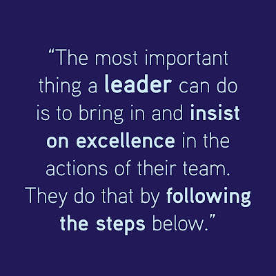Leader Excellence Quotes