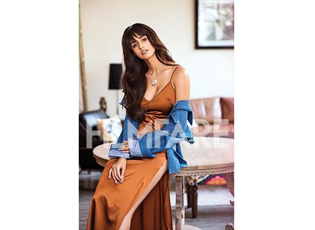 Disha Patani Filmfare Photoshoot 2017