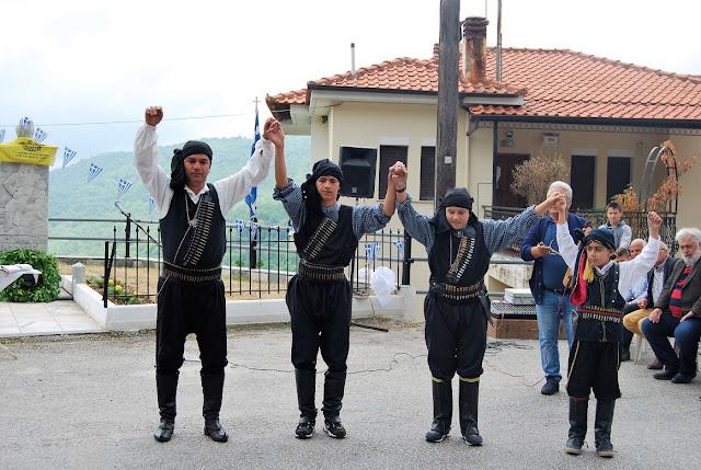 Εκδήλωση μνήμης για τη Γενοκτονία των Ποντίων πραγματοποιήθηκε στον Πλαταμώνα