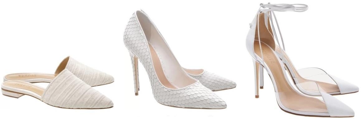 1f9076d19 Sapatos da Schutz para Noivas: Coleção 2018 - Noiva com Classe